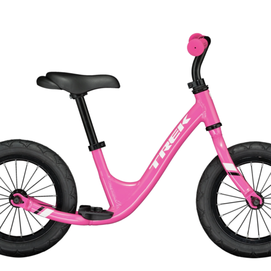 Trek Kickster Girl 12in Wheel Balance bike Vice Pink