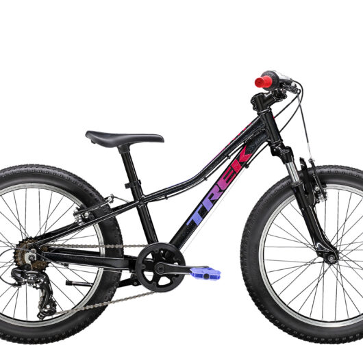 Trek Precaliber 20 7 Speed Girl Mountain Bike 2021 Voodoo Trek Black